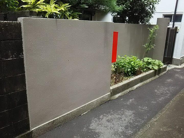 高知市元町 k様邸 塗装工事