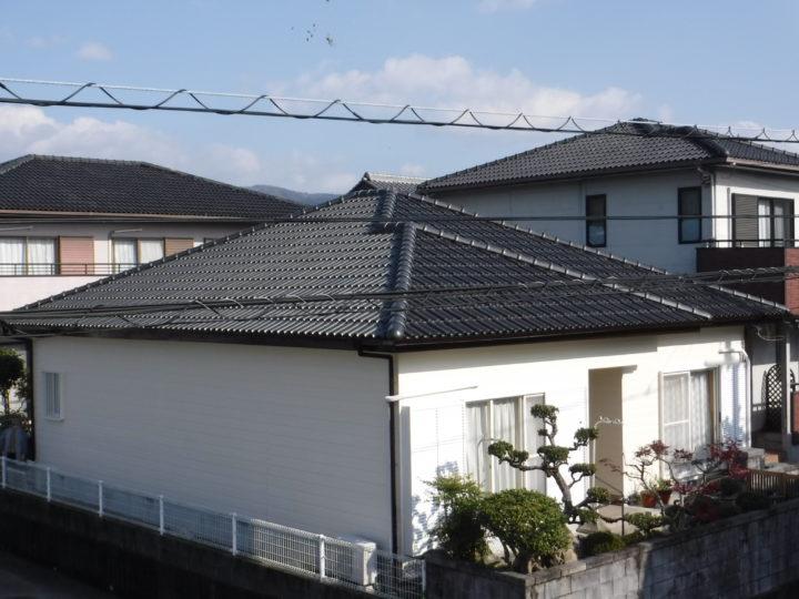 高知市塚ノ原 n様邸 外壁塗装工事