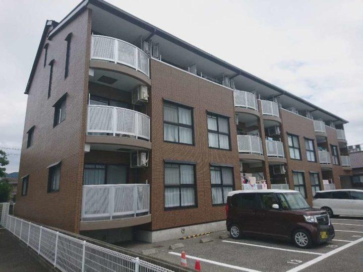 高知県 fアパート様