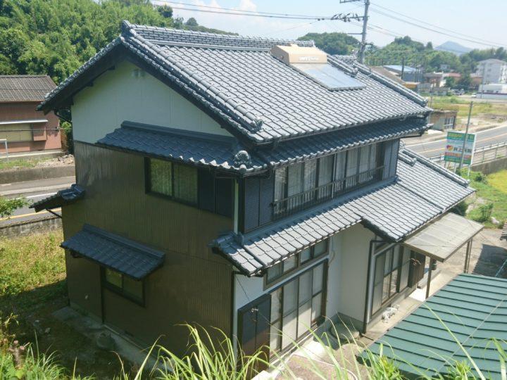 高知県 k様邸 屋根外壁塗装工事
