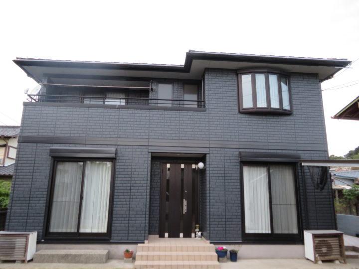 高知市長浜 k様邸 外壁塗装工事