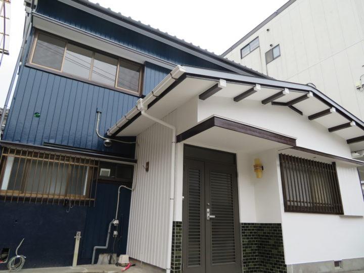 高知市竹島町 i様邸 屋根外壁塗装工事