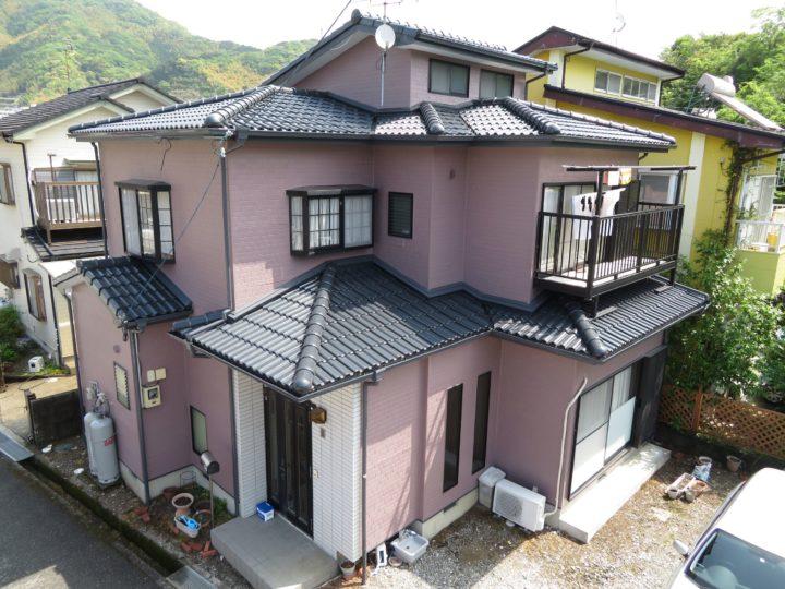 高知市一宮 s様邸 屋根外壁塗装工事
