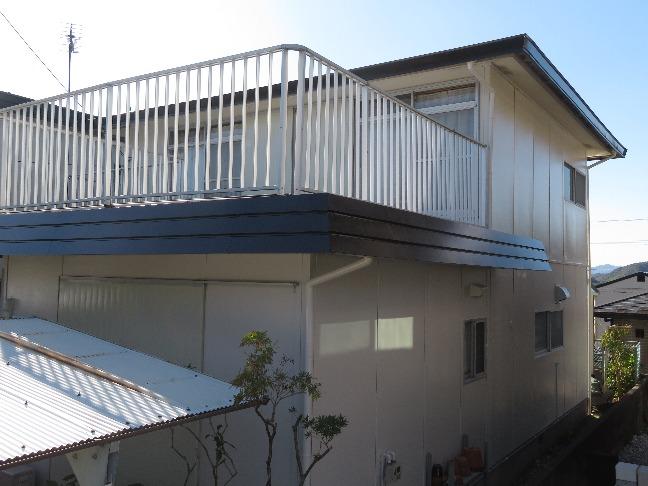 高知市一宮 i様邸 屋根外壁塗装工事