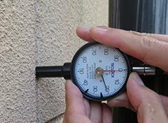 シーリング材硬度測定