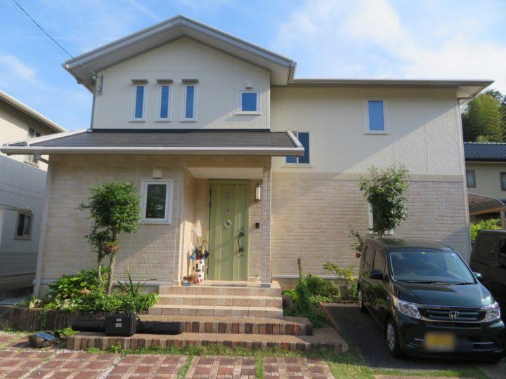 高知市春野町 s様邸 屋根塗装 外壁塗装工事
