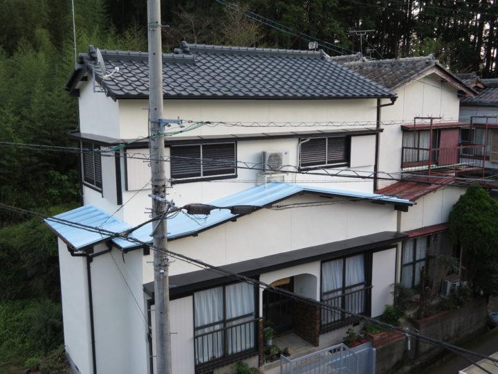 高知市一宮 t様邸 屋根塗装 外壁塗装工事