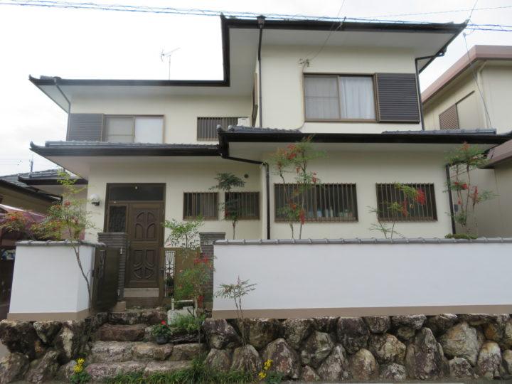 高知市春野 k様邸 屋根塗装 外壁塗装工事