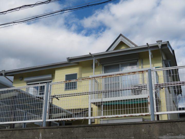 高知市横浜 h様邸 屋根塗装 外壁塗装工事