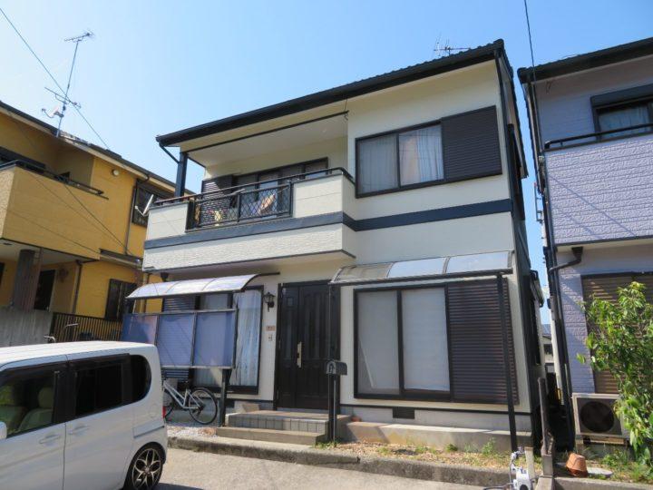 高知市神田 t様邸 屋根塗装 外壁塗装工事