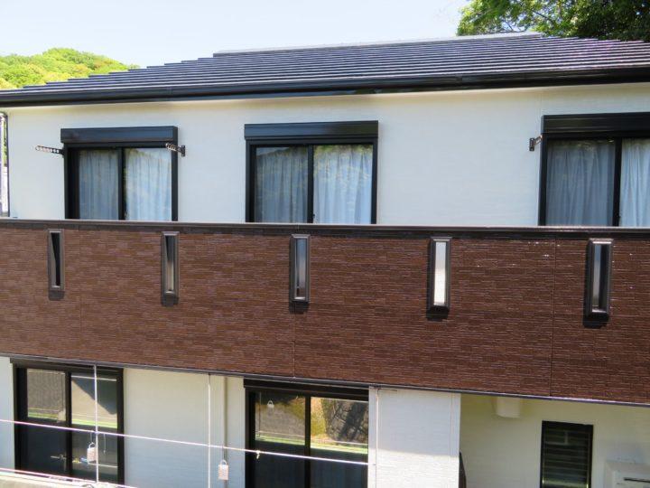 高知市神田 k様邸 屋根塗装 外壁塗装工事