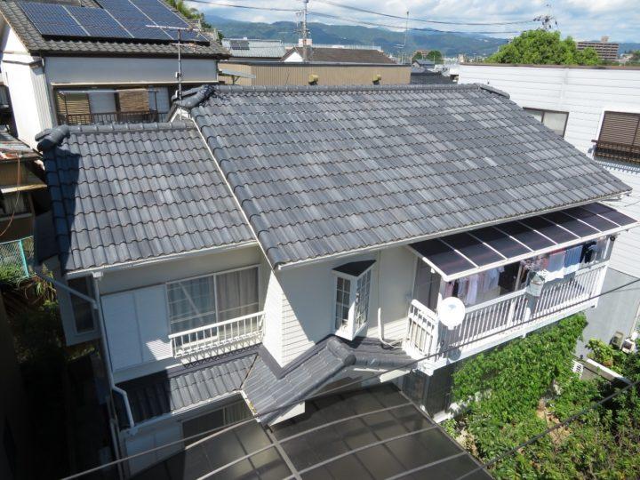 高知市神田 k様邸 外壁塗装工事