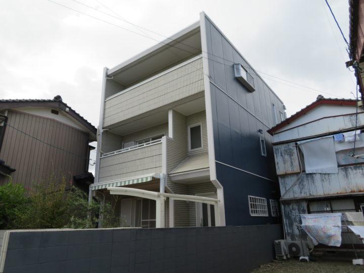 高知市和泉町 n様邸 外壁屋根塗装工事