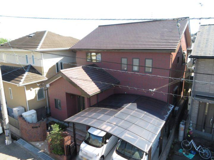高知市万々 n様邸 外壁塗装工事