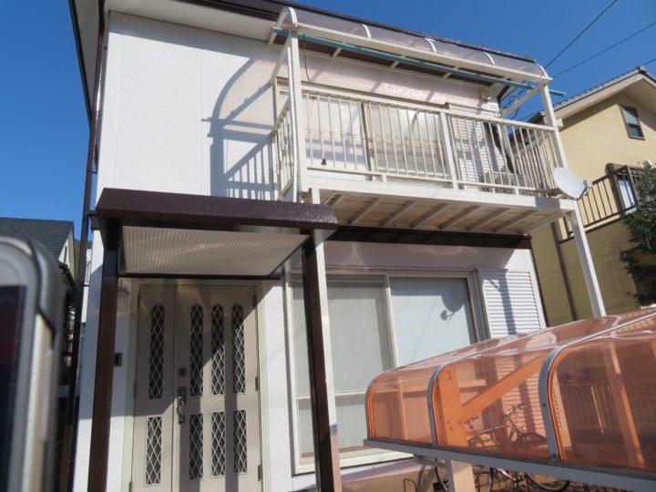 高知市一宮 s様邸 屋根塗装 外壁塗装工事