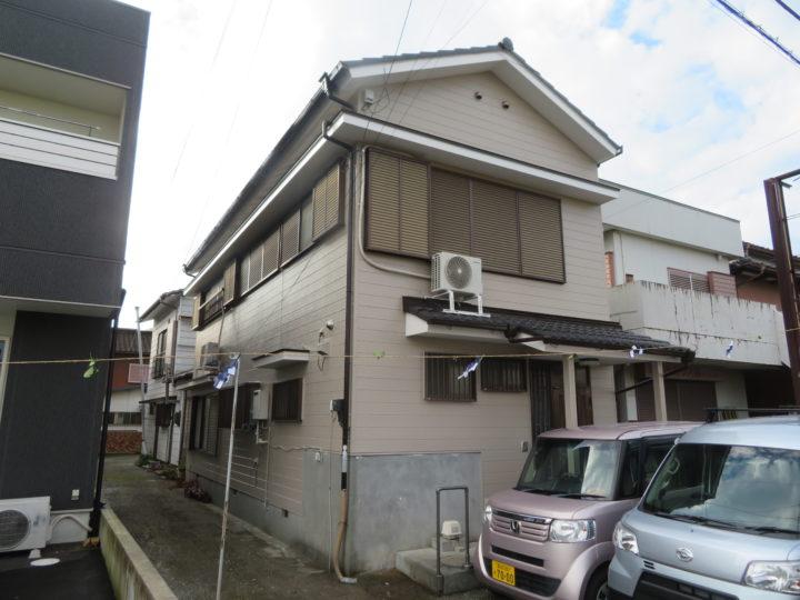 高知市桜井町 m様邸 外壁塗装 屋根塗装工事