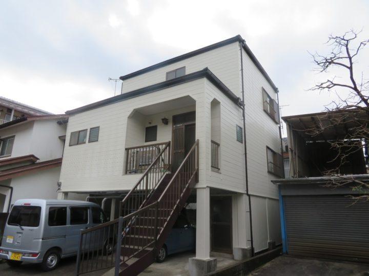 高知市一宮 n様邸 屋根塗装 外壁塗装工事