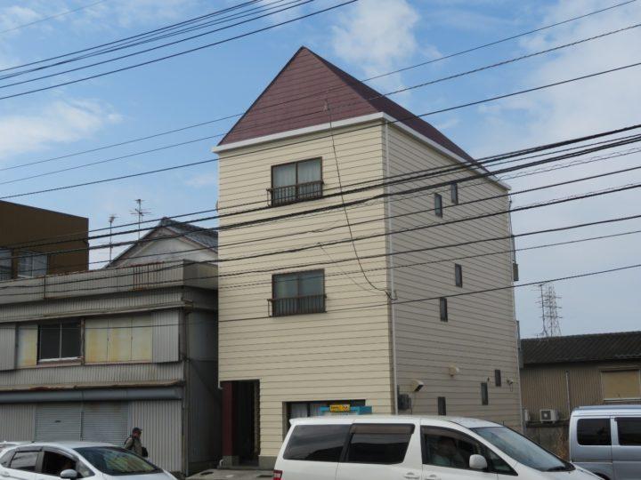 高知市桟橋 y様邸 屋根塗装 外壁塗装工事