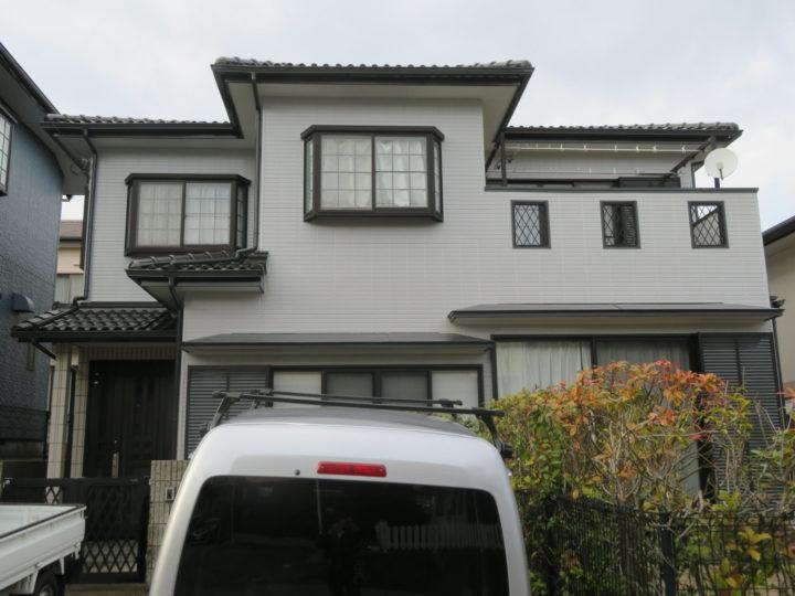 高知市潮見台 a様邸 屋根外壁塗装工事