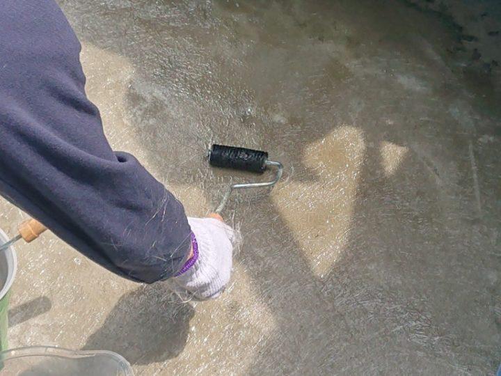 ベランダFRP防水