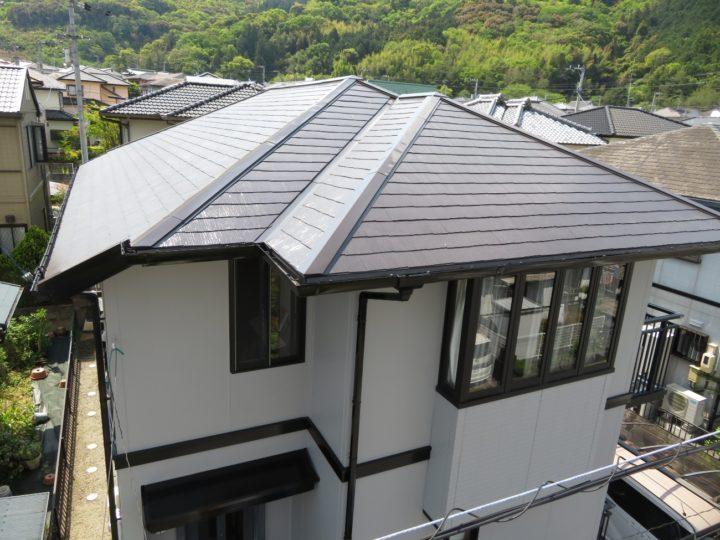 いの町 o様邸 屋根塗装 外壁塗装工事