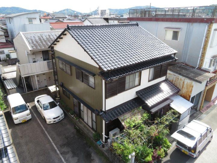 高知市高須 t様邸 屋根塗装 外壁塗装工事