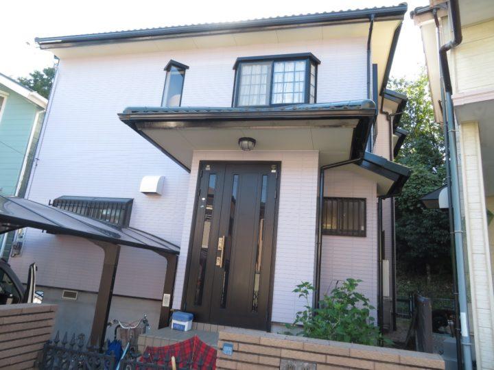 高知市横浜 y様邸 屋根塗装 外壁塗装工事