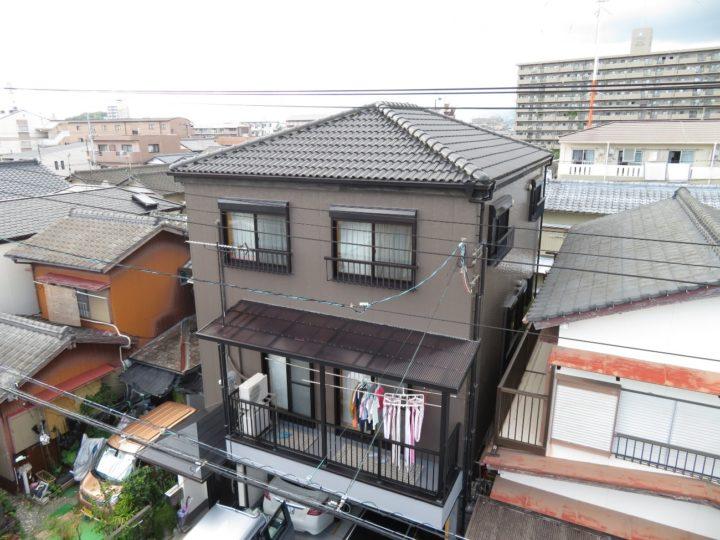 高知市高須 k様邸 外壁塗装工事