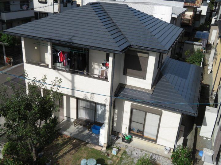 高知市みづき y様邸 屋根塗装 外壁塗装工事