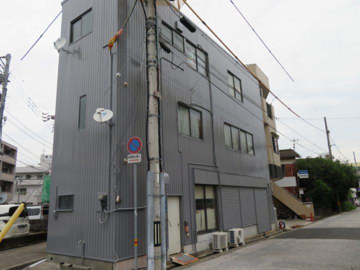 高知市桟橋 i様邸 屋根外壁塗装工事