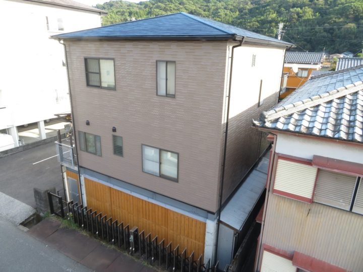 高知市高須 t様邸 屋根塗装 外壁塗装