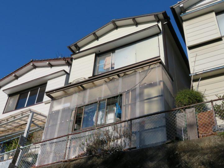 高知市上本宮町 t様邸 屋根葺き替え 外壁塗装工事