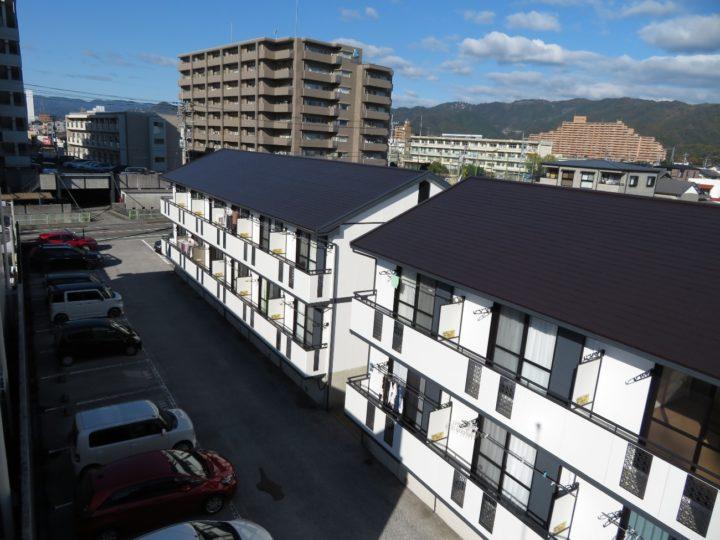 高知市北金田 kマンション 屋根塗装 外壁塗装