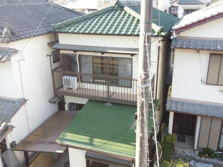 高知市神田 i様邸 屋根塗装 外壁塗装工事