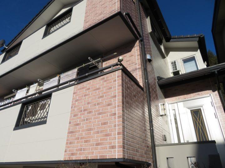 いの町 h様邸 高耐候水性無機塗料と高耐候ウレタン系シーリング材が外壁を長期間保護します
