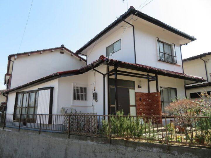 高知市横浜 k様邸 タテイル2(T2)屋根塗装&外壁塗装 有機HRC樹脂塗料で長期間外装表面保護