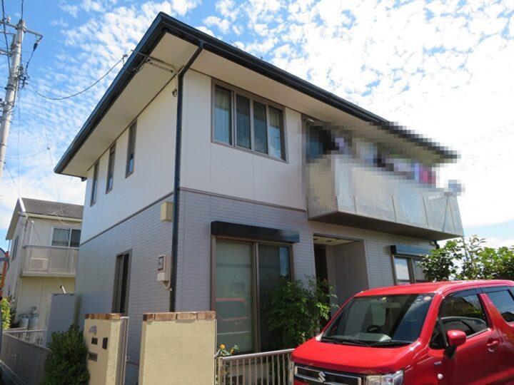 香南市 a様邸 外壁塗装工事 紫外線の影響を抑えるため、ラジカル制御型塗料で塗装しました✨